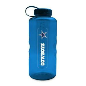 DALLAS COWBOYS, 66 oz ENERGY, PLASTIC WATER BOTTLE FROM DUCKHOUSE SPORTS