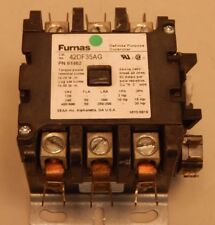 Furnas Cat: 42DF35AG Definite Purpose Contactor *USED