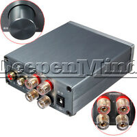 HIFI Class 2.0 Audio Stereo Digital Power Amplifier TPA3116 Advanced 50W+50W