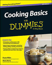 NEW Cooking Basics For Dummies by Marie Rama