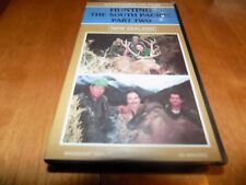 HUNTING THE SOUTH PACIFIC PART TWO NEW ZEALAND Red Stag Sika Deer Tahr VHS TAPE