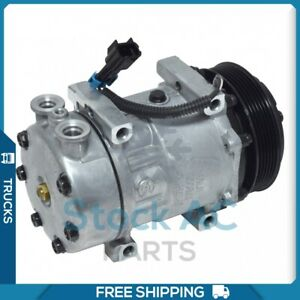 A/C Compressor for Peterbilt 357 QU
