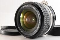 【TOP MINT+】NIKON AIS NIKKOR 24mm F/2.8 1:2.8 Wide Angle MF Lens +Filter JAPAN