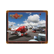 Air Races 1933 Metal Sign - Hand Made in the Usa with American Steel