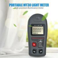 MT30 High Precision Digital Luxmeter Luminometer Photometer Light Meter Tester