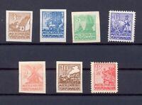 SBZ 29-36 X postfrisch komplett (kr269)