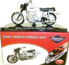Moto Guzzi V7 Special 1967 Motorcycle Classic atlas 4658117 New 1:24 Boxed HD4 Μ