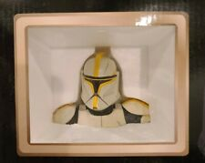 Star Wars Gentle Giant Yellow Clone Trooper Commander Bust Attack of the Clones