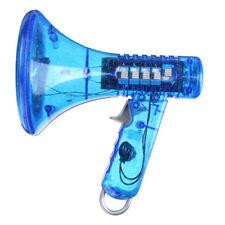 Multi voice changer amplifier 10 different voices fun toy speaker bluePDHACD