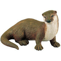 River Otter North American Wildlife Figure Safari Ltd Toys Educational Animals