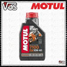 OLIO MOTORE  MOTUL 7100 10W40 4T 3 LITRI 100% Sintetico ESTER MA2 TAGLIANDO MOTO