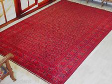 365x242 cm afghan Turkmenische buchar Teppich Turkmen bukhara Carpet Rug Nr:16/9