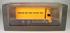 Wiking 1/87 PC Mercedes Benz Atego 2528 Koffer LKW Truck of the Year 99 OVP#1565