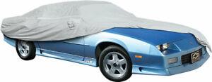 OER Single Layer Titanium Indoor/Outdoor Car Cover 1982-1992 Firebird and Camaro