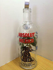 ABSOLUT MEXICO LIMITED EDITION VODKA BOTTLE - BY DR. LAKRA - *EMPTY*