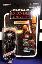 Hasbro Star Wars Expanded Universe The Vintage Collection Darth Malgus Action Fi