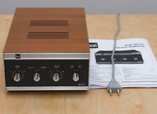 DUAL MV 61 Endverstärker, Multiphonie, TOP, Händler!