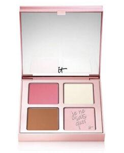 It Cosmetics Je Ne Sais Quoi Complexion Perfection Face Palette Brand New