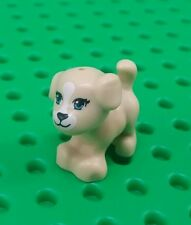 *NEW* Lego Small Cream Dog Pup Friends Animal Pet Park Settings  x 1 piece