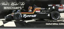 Tyrrell Ford 012 - Formel 1 1984 - Bellof minichamps 1:43