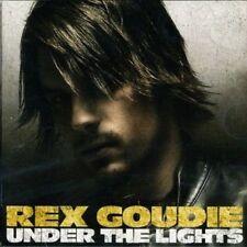 Rex Goudie Under The Lights CD New 2005 Sony CTV Run Drive Canadian Idol Singer