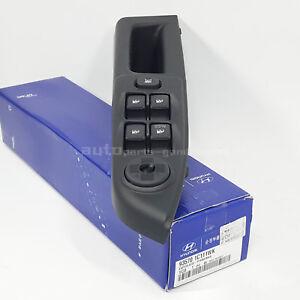 935701C111WK Power Window Main Switch For HYUNDAI GETZ CLICK 2006-2010