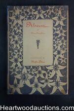 Alraune by Hanns Heinz Ewers (1929) First U.S. edition