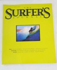 The Surfer's Journal Volume 12 Number 3 Excellent Used Condition! 2003