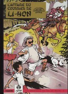Pat et Moune (Les aventures de) - tome 11 : L'affaire du courrier de Li-Hon