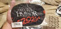 New 2020 Universal Studios Florida Halloween Horror Nights Face Mask Medium!!!