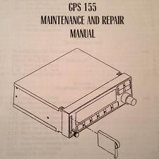 Garmin GPS 155 Maintenance & Repair Manual