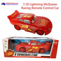 Cars Lightning McQueen Racing Remote Control Car