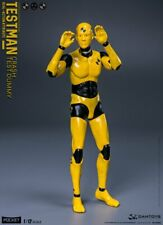 "DAMTOYS 1/12 ""Testman"" NO.DPS2 Action Figure New"