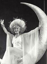 "Ginger Rogers ""MAME"" Theatre Royal, Drury Lane 1969 London Opening Press Photo"