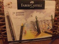 Faber Castell Goldfaber 24 Colored Pencils