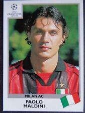 PANINI CHAMPIONS LEAGUE 1999-2000 - PAOLO MALDINI (MILAN) #293