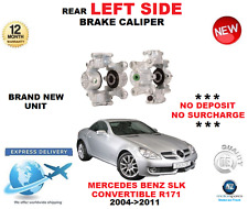 FOR MERCEDES SLK200 SLK280 SLK300 R171 2004-2011 NEW REAR LEFT BRAKE CALIPER