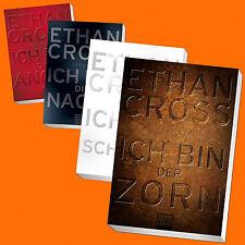 Ethan Cross | Shepherd 1-4 | Ich bin die Angst, Nacht / der Schmerz, Zorn (Buch)