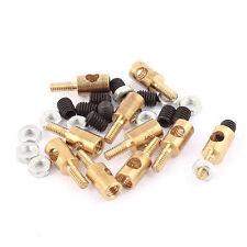 10pcs 4mmx1.6mm Pushrod Linkage Stopper Metal for RC Model w Nuts TH016-00505
