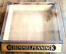 More details for schimmelpenninck cigar shop counter display case