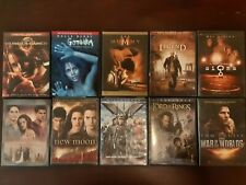 New ListingSci-Fi and Fantasy 10 Dvd Wholesale Lot Free Shipping Pg-13 & R-Rated