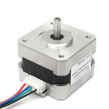 NEMA 17 42 Hybrid Stepper Motor 5mm Round Shaft Two Phase Four Line Stepper Moto
