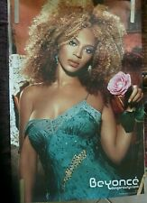 2 Sided Beyonce Dangerously In Love 2003 Vintage Orig Music Store Promo Poster