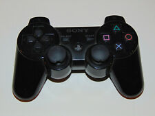 Genuine OEM Sony Playstation 3 PS3 SixAxis DualShock 3 Controller Gamepad -Black