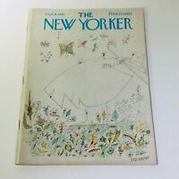 The New Yorker: Sept 9 1961 - Full Magazine/Theme Cover Saul Steinberg