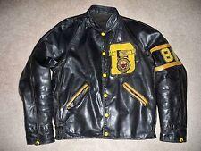 Vtg Dalhousie University College University Letterman Men's Jacket Coat Size 34