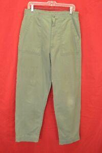 U.S. OG-507 Fatigue Trousers 32X30