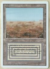 Revised Scrubland X1 Mtg Magic the Gathering