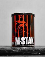 Universal Nutrition Animal M-STAK 21 packs Natural Anabolic Stack  M Stak.
