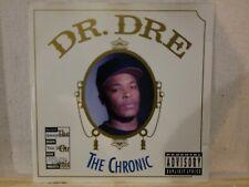 DR. DRE: THE CHRONIC CD! ORIGINAL 1992 INTERSCOPE/DEATH ROW! W/BITCHES! EX+